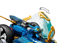 71752 Ninja Sub Speeder 6