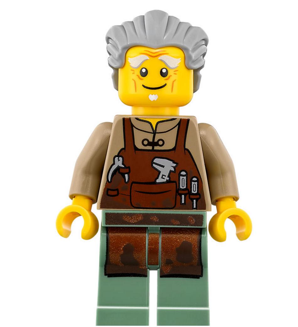 Ed (The LEGO Ninjago Movie)