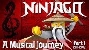 Ninjago a musical journey