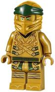 Legacy Golden Lloyd Minifigure 2