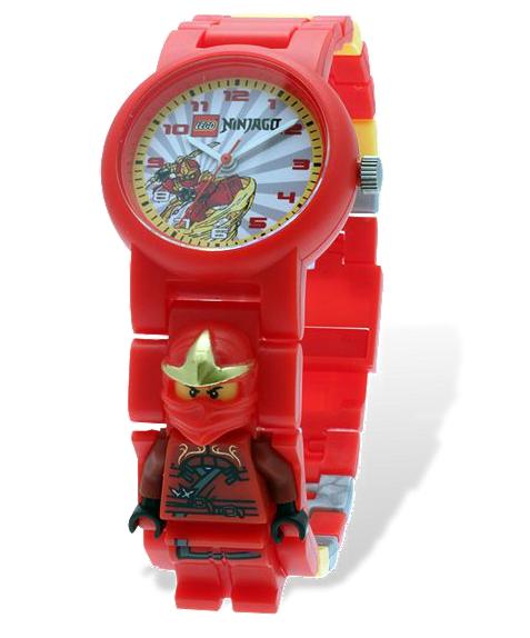 5001356 LEGO Ninjago Kai ZX Watch