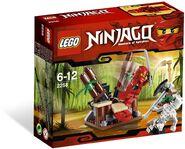 Ninjago 2258 Ninja Ambush Box Art