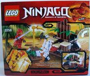 Ninjago 2258 Back