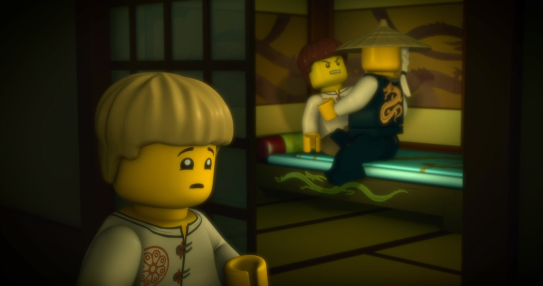 Garmadon (Relationships)