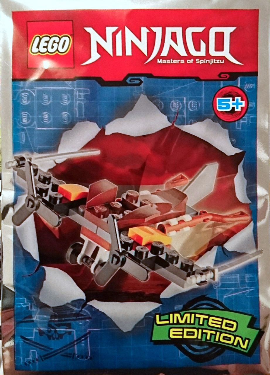 891619 Pirate's Fighter