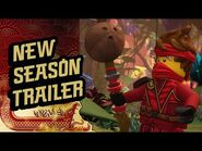 Ninjago Official Full Season 3 Trailer - The Island