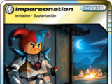 Card 66 - Impersonation
