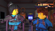 """Ninjago–The Calm Before the Storm–2'50"""""""