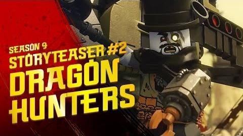 Dragon Hunters - LEGO Ninjago - Season 9 - Hunted Teaser 2
