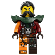 Flintlocke Minifigure (Armor)