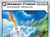 Card 53 - Weapon Freeze