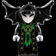 Skull Sorcerer Minifigure