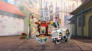 70607 Ninjago City Chase Poster