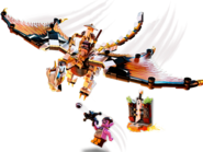 71718 Wu's Battle Dragon 2