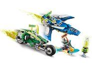 71709 Jay and Lloyd's Velocity Racers 3