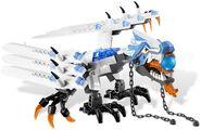 Ninjago 2260 Ice Dragon