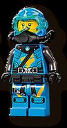 Scuba Nya Minifigure 2