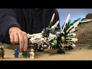 Epic Dragon Battle - LEGO Ninjago - 9450 - Designer Video