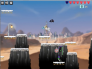 Level 2 of Rise of the Nindroids 21