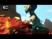 Attack on the Serpentine Express I NINJAGO- Masters of Spinjitzu I Cartoon Network