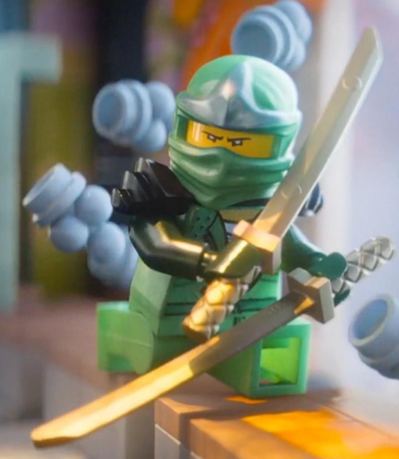 Ллойд Гармадон (The LEGO Movie)
