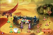 Sea of Sand Spinjitzu Spinball 13