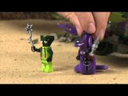Ultrasonic Raider - Lego Ninjago - 9449 - Designer Video