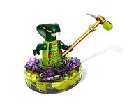 Lego 9569 ninjago spitta novij spinner lego nindzja go
