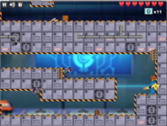 Level 4 of Rise of the Nindroids 8