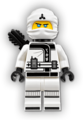 Ninja Force Zane Minifigure