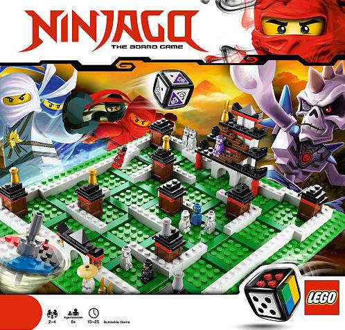 3856 Ниндзяго