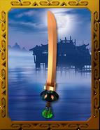 Departed Sword of Sanctuary