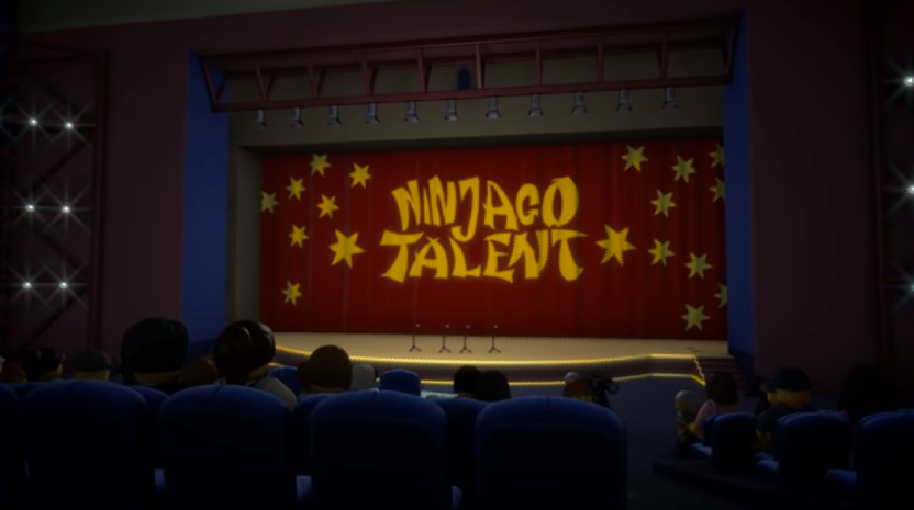 Ninjago Talent