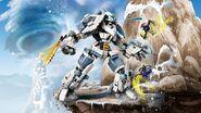 71738 Zane's Titan Mech Battle Poster