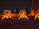 Anacondrai warriors
