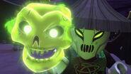 Skull Sorcerer's Wrath