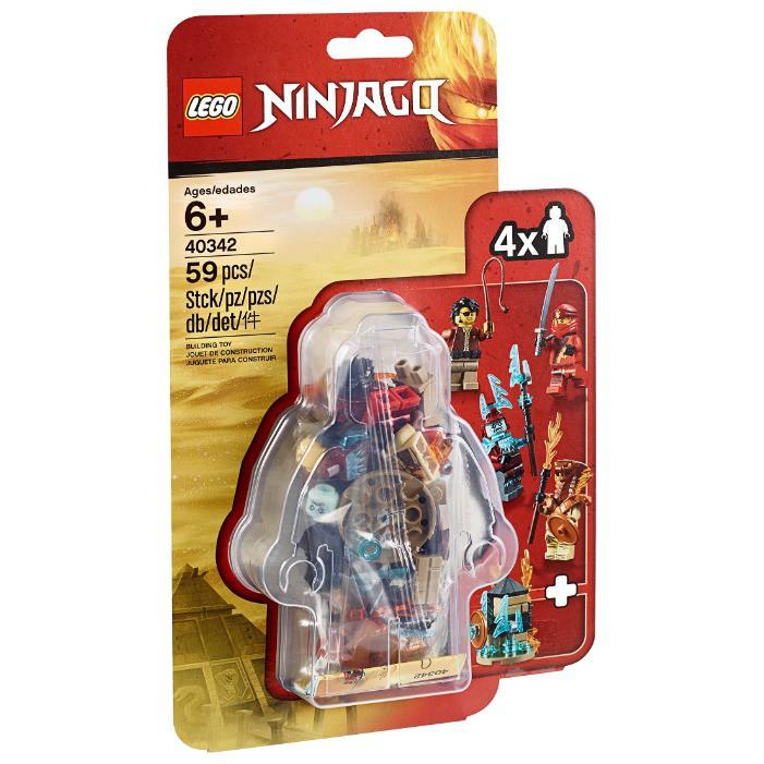 40342 Набор минифигурок LEGO Ninjago 2019