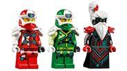 71713 Empire Dragon Minifigures