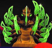 Jadeblade Statue