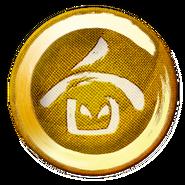 Badge week28 Ninjago Language Master