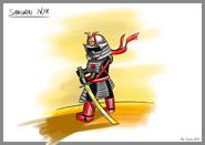 57357 Samurai Nya 2012