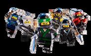 CGISceret Ninja Force