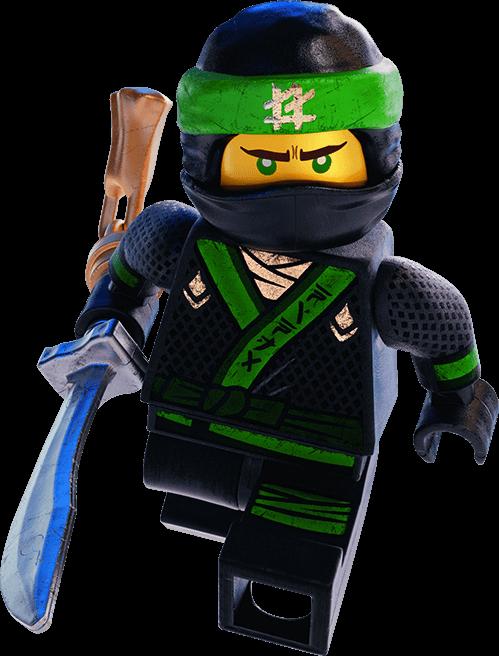 Ллойд Гармадон (The LEGO Ninjago Movie)