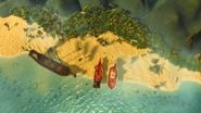Тропический остров Мартышки