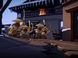 Ninjago soldiers