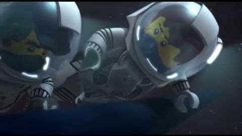 """LEGO NINJAGO IN SPACE """"We Are Ninja!"""" Sneak Peek-0"""