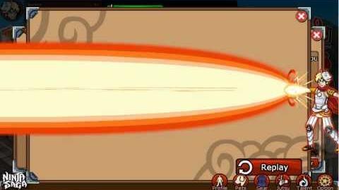 Ninja Saga Kinjutsu Advanced Phantom Impulse