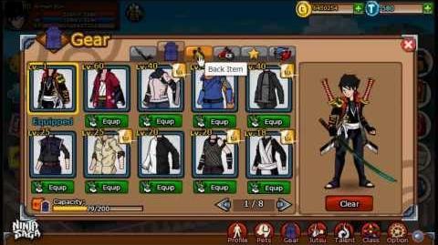 Ninja Saga Preview Season 13 Champion Clan Rewards