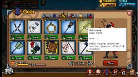 Ninja Saga Preview Season 15 Champion Clan Rewards