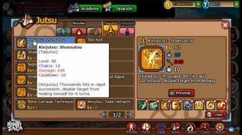 Ninja Saga Preview Season 29 Champion Clan Rewards
